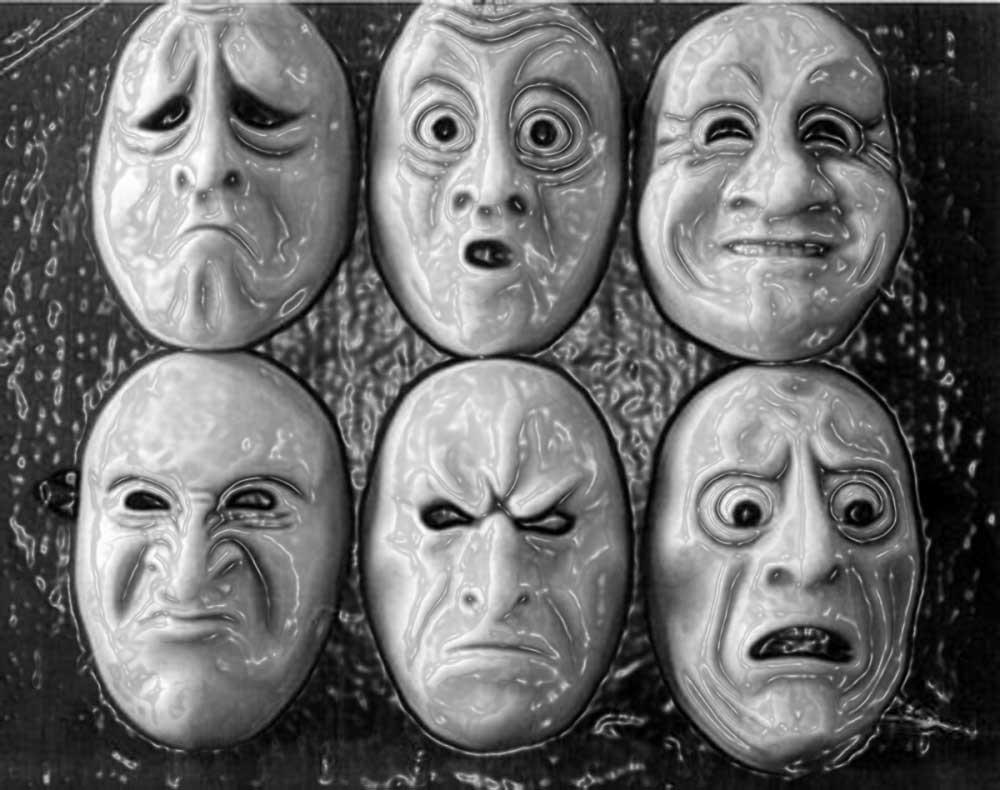 маски-эмоуий